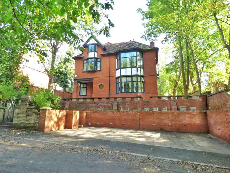 7 Bedrooms Detached House for sale in Wellington Road, Coppice, Oldham, Greater Manchester, OL8