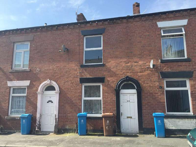 2 Bedrooms Terraced House for sale in Chelmsford Street, Coppice, Oldham, OL8