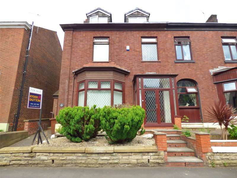 8 Bedrooms Semi Detached House for sale in Windsor Road, Coppice, Oldham, Greater Manchester, OL8