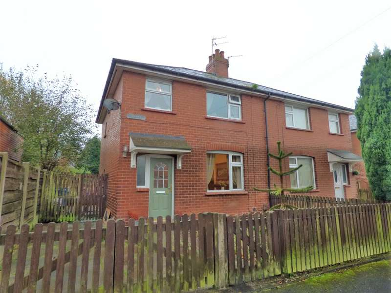 3 Bedrooms Semi Detached House for sale in Parkgate, Chadderton, Oldham, Greater Manchester, OL9