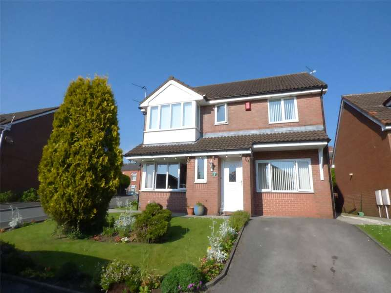 4 Bedrooms Detached House for sale in Highthorne Green, Royton, Oldham, Greater Manchester, OL2