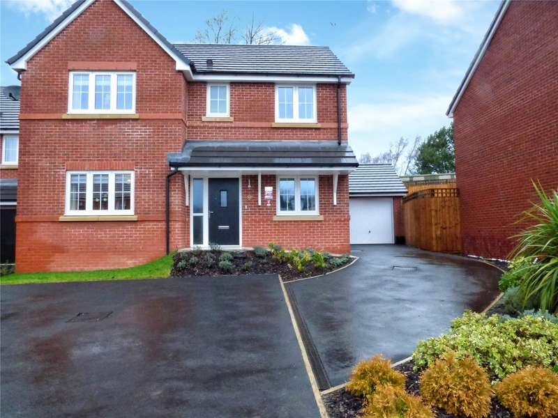 4 Bedrooms Detached House for sale in Tarnside Close, Rochdale, Greater Manchester, OL16