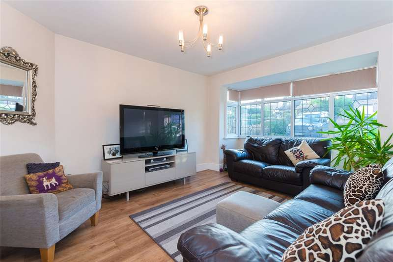4 Bedrooms Detached Bungalow for sale in Northaw Road East, Cuffley, Potters Bar, Hertfordshire