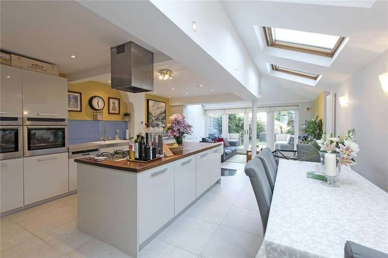 5 Bedrooms Terraced House for sale in Abbeville Road, Abbeville Village, Clapham, London, SW4