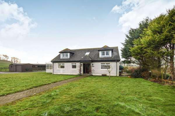 5 Bedrooms Farm House Character Property for sale in Croekwood Carlung Estate, West Kilbride, KA23 9QE
