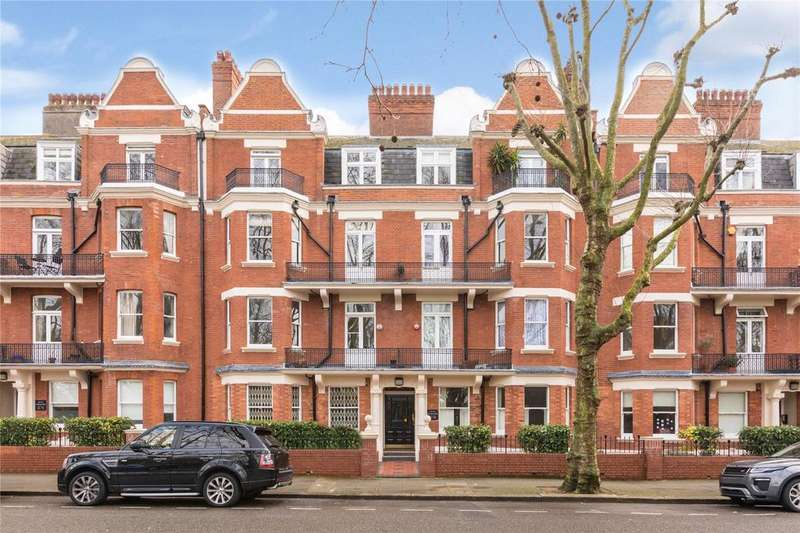 2 Bedrooms Flat for sale in Leith Mansions, Grantully Road, London