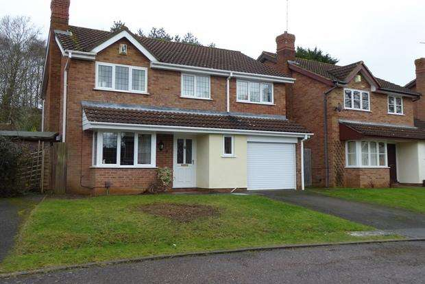 5 Bedrooms Detached House for sale in Bourton Close, West Hunsbury, Northampton, NN4