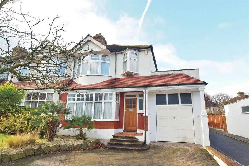 3 Bedrooms End Of Terrace House for sale in Altyre Way, Beckenham, Kent