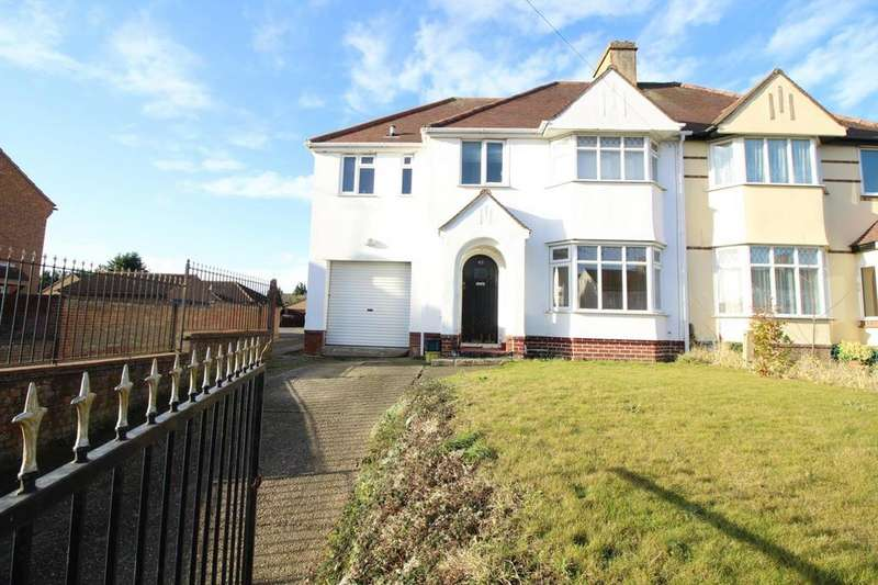 4 Bedrooms Semi Detached House for sale in Layer Road, Colchester, Essex, CO2