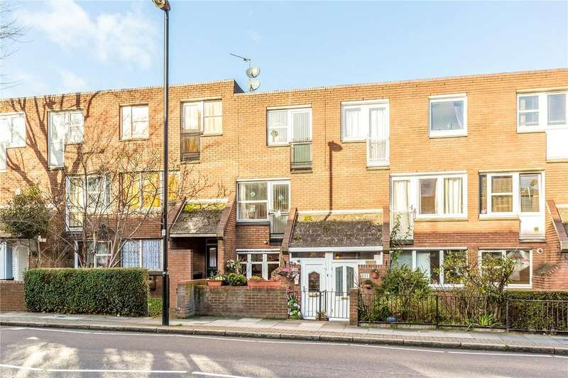 2 Bedrooms Terraced House for sale in Mackenzie Road, London, N7