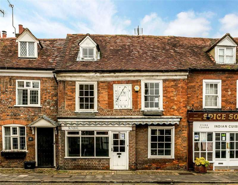 4 Bedrooms Terraced House for sale in Whielden Street, Amersham, Buckinghamshire, HP7