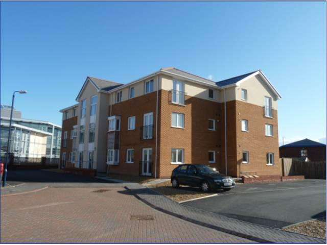 1 Bedroom Flat for rent in Flat 1, Ty Rhos, Clos Gwilym, Llanbadarn Fawr