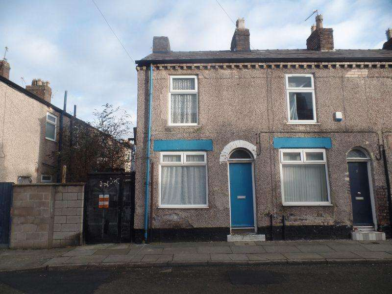 2 Bedrooms Terraced House for sale in 1 Tudor Street, Liverpool
