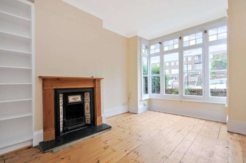 4 Bedrooms Terraced House for sale in Lightfoot Road, Crouch End, London, N8