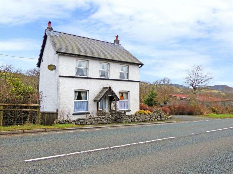 3 Bedrooms Detached House for sale in Llanwrtyd Wells, Powys