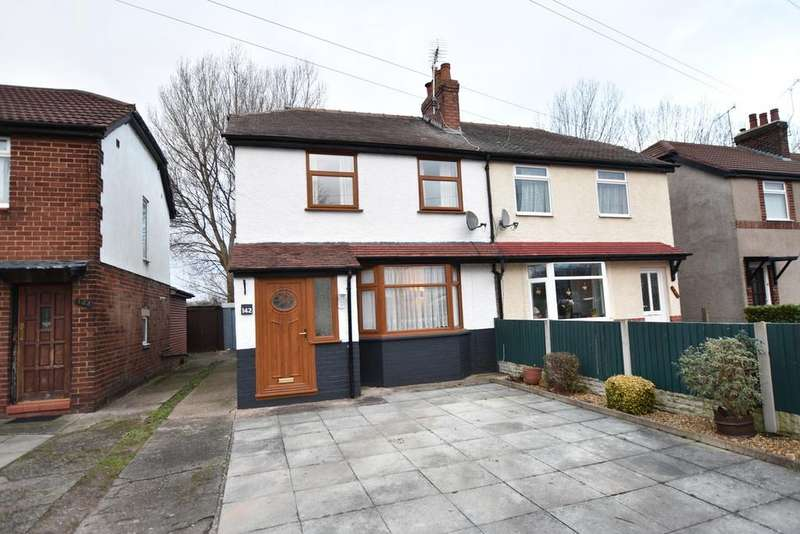 2 Bedrooms Semi Detached House for sale in Sealand Road, Chester