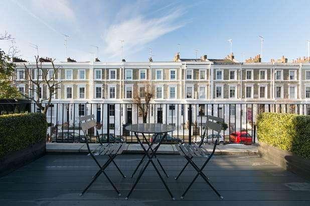2 Bedrooms Flat for sale in Portland Road, London, W11