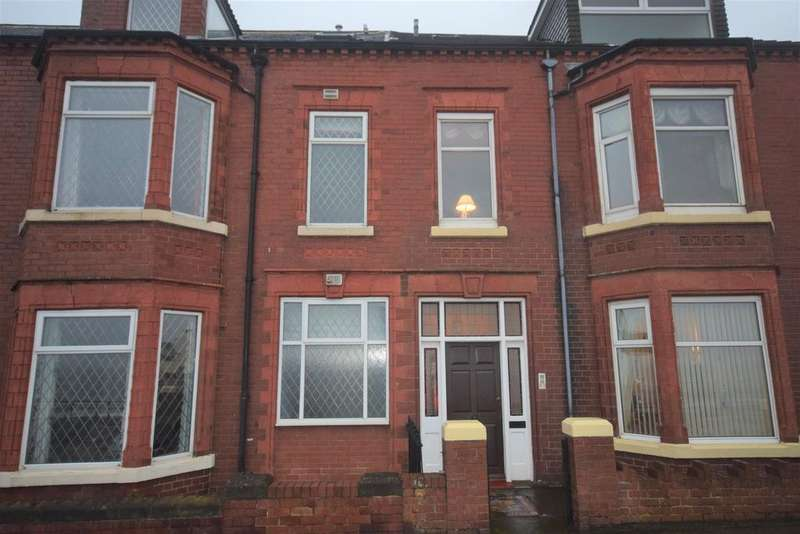 2 Bedrooms Apartment Flat for sale in Granville Terrace, Redcar TS10