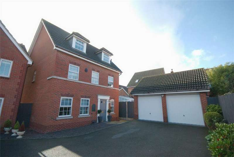5 Bedrooms Detached House for sale in Water Mill Crescent, Sutton Coldfield, West Midlands