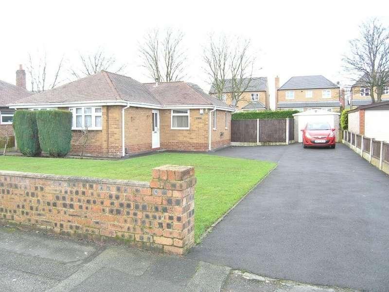 2 Bedrooms Detached Bungalow for sale in Southdale Road, Paddington, Warrington