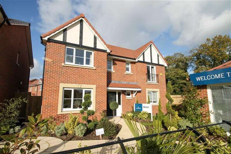 4 Bedrooms Detached House for sale in The Laurieston, Hilltop Grange