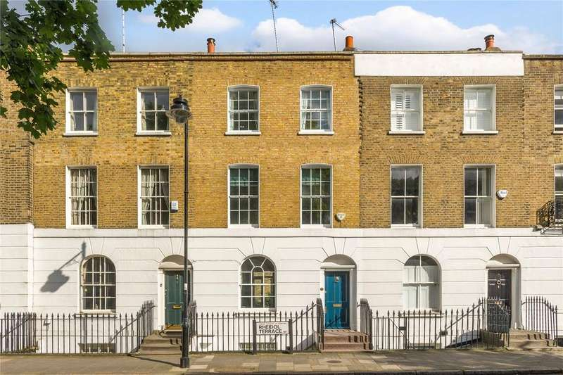4 Bedrooms Terraced House for sale in Rheidol Terrace, Angel, London