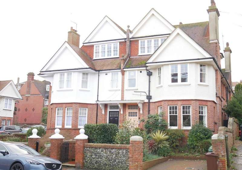 2 Bedrooms Apartment Flat for sale in 21 Silverdale Road, Lower Meads, Eastbourne, BN20