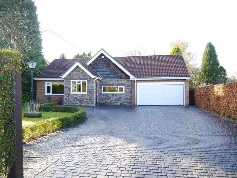 5 Bedrooms Detached Bungalow for sale in Whinfell Road, Darras Hall