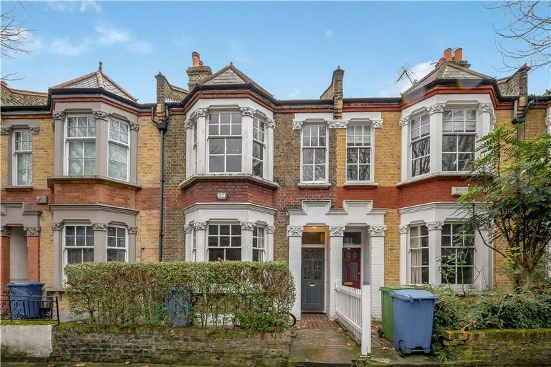 4 Bedrooms Terraced House for sale in John Ruskin Street, Camberwell, London, SE5