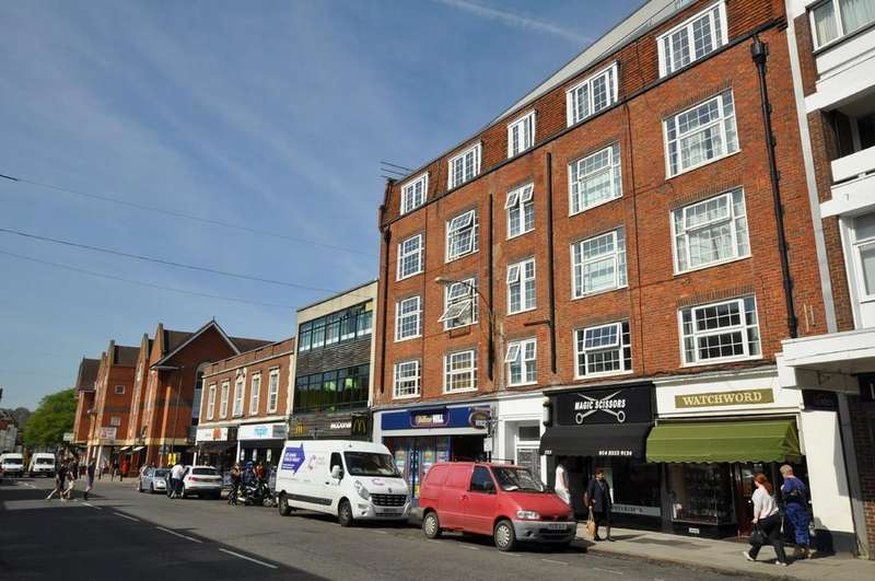 Studio Flat for sale in High Street, Guildford