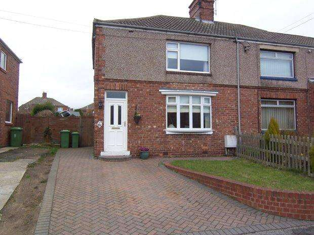 3 Bedrooms Semi Detached House for rent in MAPLE GROVE, SEDGEFIELD, SEDGEFIELD DISTRICT