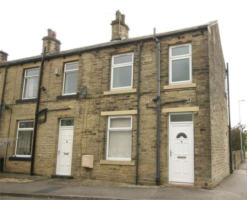 2 Bedrooms End Of Terrace House for sale in Moorlands Road, Birkenshaw, West Yorkshire