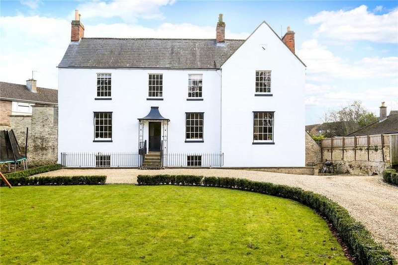 5 Bedrooms Semi Detached House for sale in Silver Street, Calne, Wiltshire