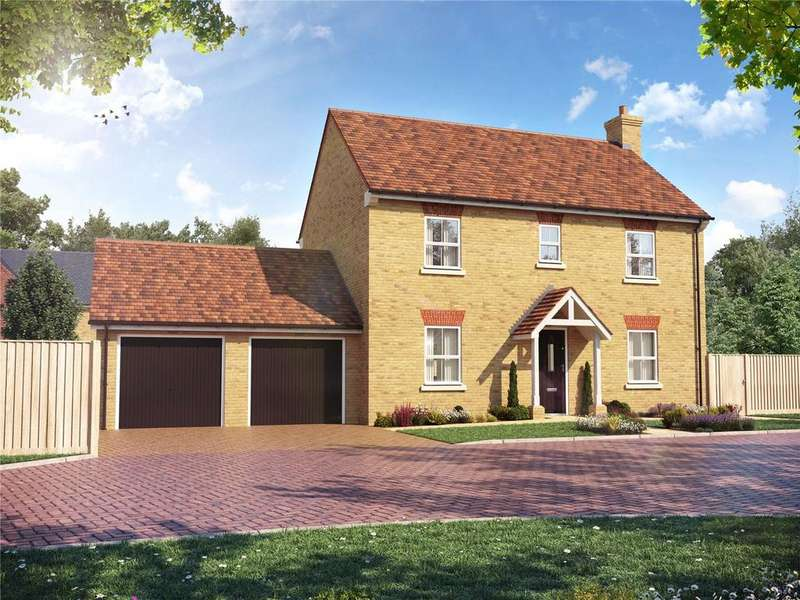 4 Bedrooms Detached House for sale in The Birch, The Maltings, Benner Lane, West End, Woking, GU24