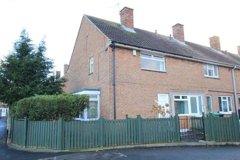 2 Bedrooms Terraced House for sale in Silkin Way, Newton Aycliffe
