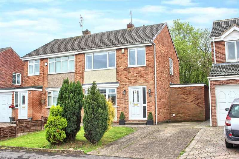 3 Bedrooms Semi Detached House for sale in Bexley Drive, Normanby