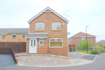 3 Bedrooms Detached House for rent in Wilfred Owen Drive, Claughton