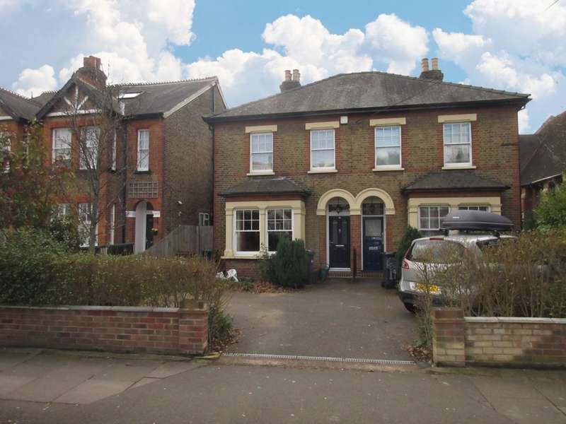 3 Bedrooms Semi Detached House for sale in Hanworth Road, Feltham, TW13