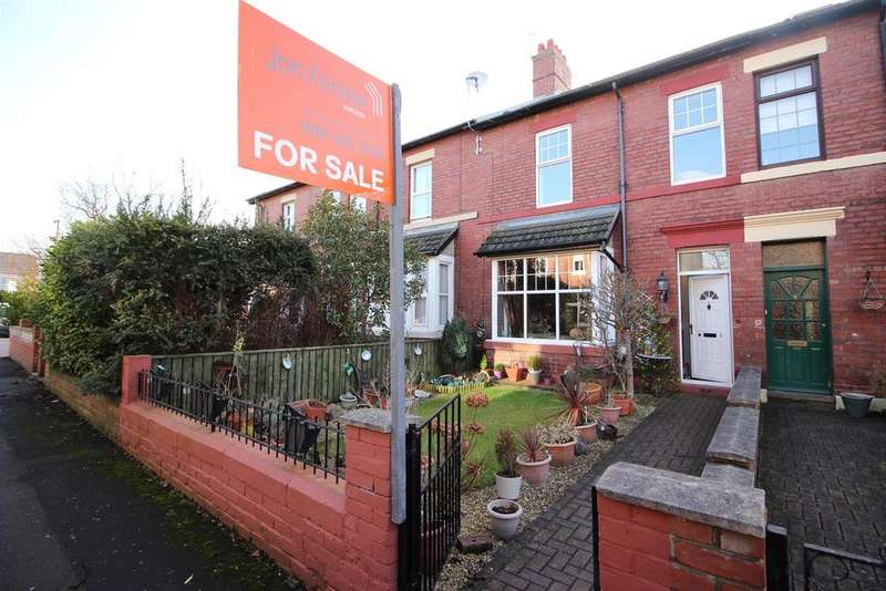 3 Bedrooms Terraced House for sale in Connaught Gardens, Newcastle Upon Tyne