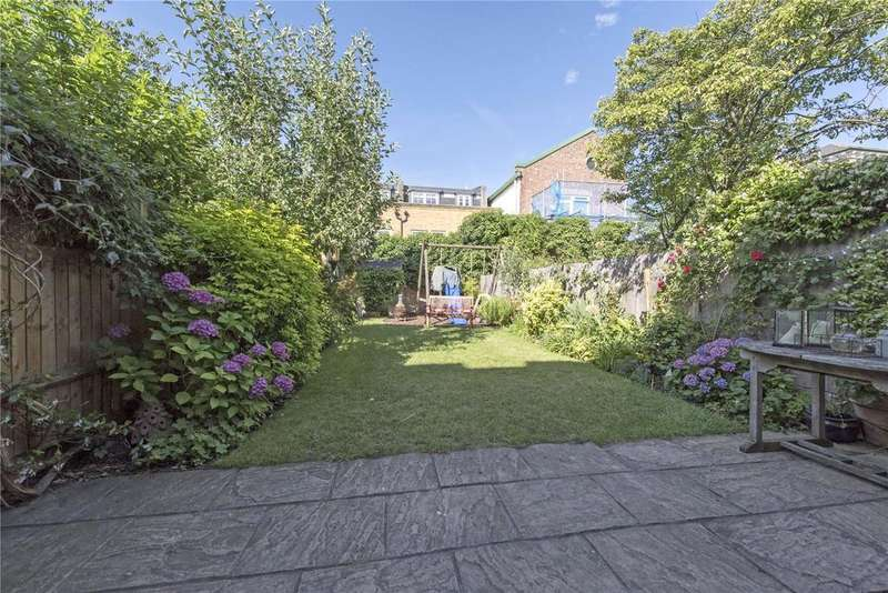 4 Bedrooms Terraced House for sale in Badminton Road, Nightingale Triangle, London, SW12