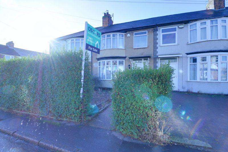 3 Bedrooms Terraced House for sale in Newington Avenue, Hull