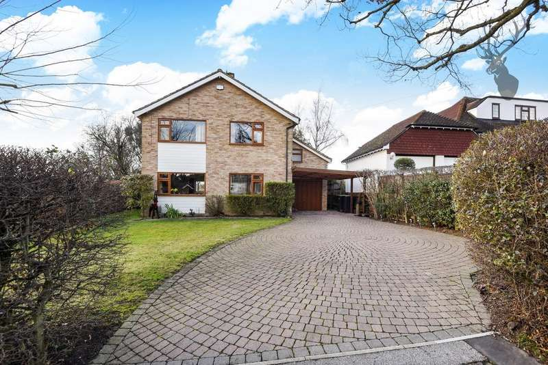 4 Bedrooms House for sale in Theydon Park Road, Theydon Bois, CM16