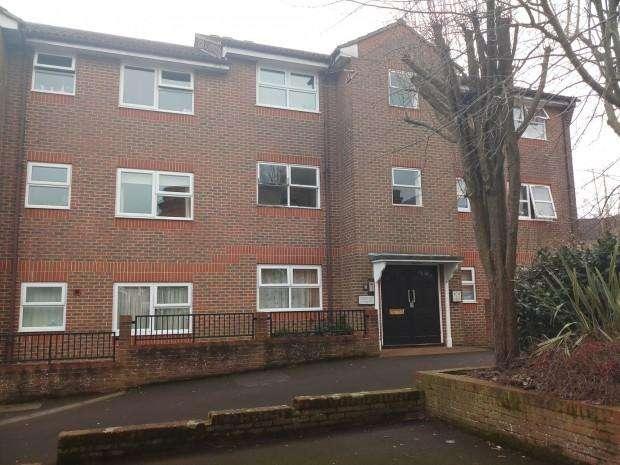 1 Bedroom Flat for sale in Phoenix Court Elms Road, Aldershot, GU11