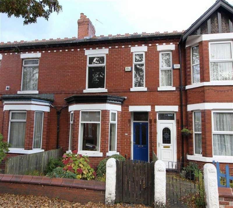 4 Bedrooms House for sale in Grange Road, Chorlton