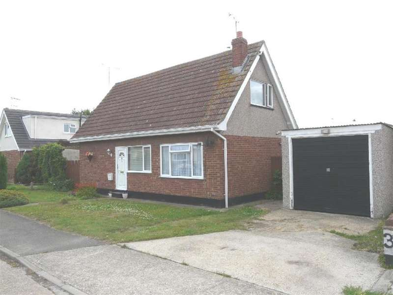 3 Bedrooms Chalet House for sale in Landsburg Road, Canvey Island