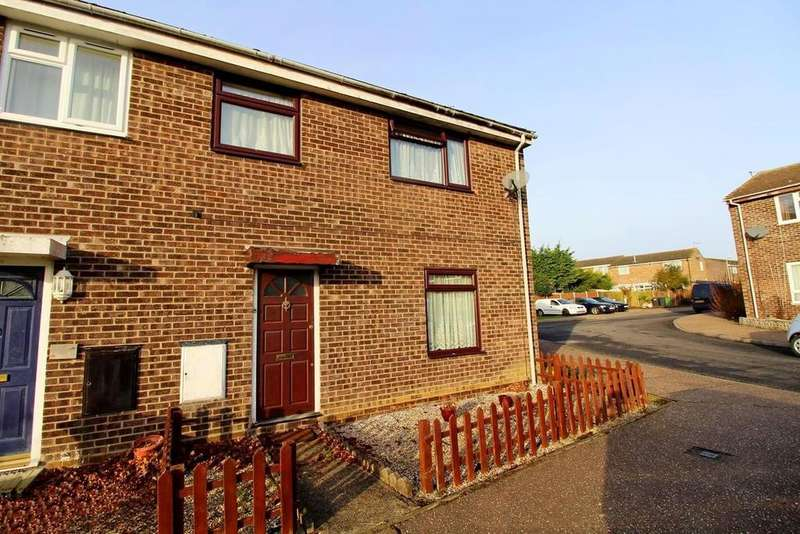 3 Bedrooms End Of Terrace House for sale in Cam Way, Witham, Essex, CM8