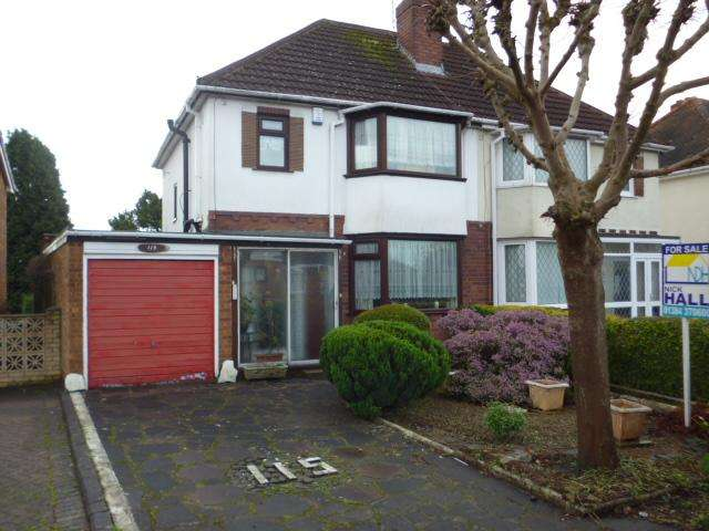 3 Bedrooms Semi Detached House for sale in AMBLECOTE ROAD, BRIERLEY HILL DY5