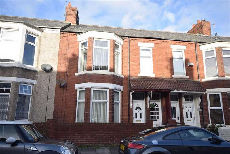 3 Bedrooms Flat for sale in St Vincent Street, South Shields