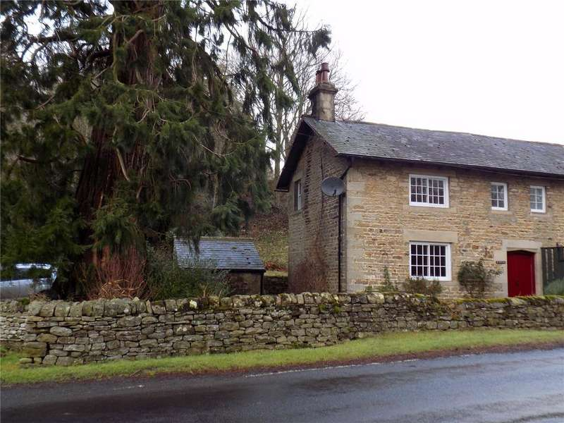 2 Bedrooms Semi Detached House for rent in Carrs Mill, Whitfield, Hexham, Northumberland, NE47