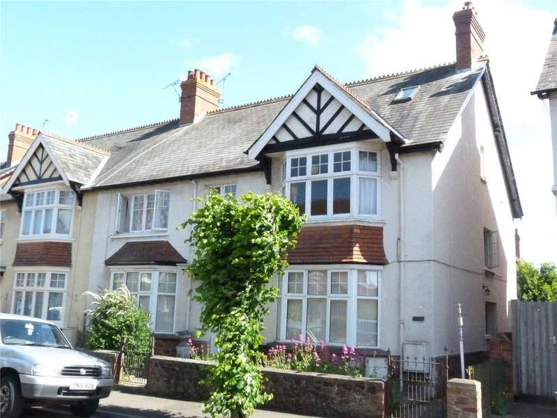 3 Bedrooms Apartment Flat for sale in Summerland Avenue, Minehead, Somerset, TA24